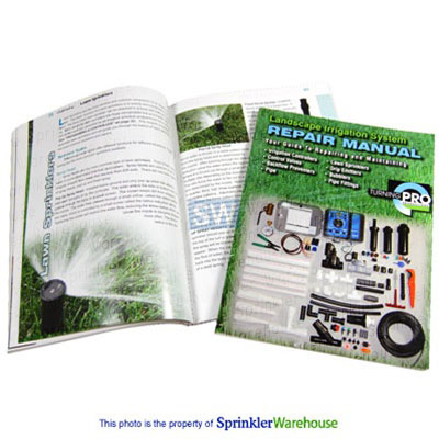 Turning PRO Irrigation-Repair-Manual - Landscape Irrigation System Repair Manual