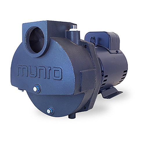 Munro LP3005B 5 HP Single Phase Centrifugal Pump