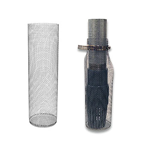 Munro MS1001 12 in. Galvanized Mesh Screen for Pump Suction