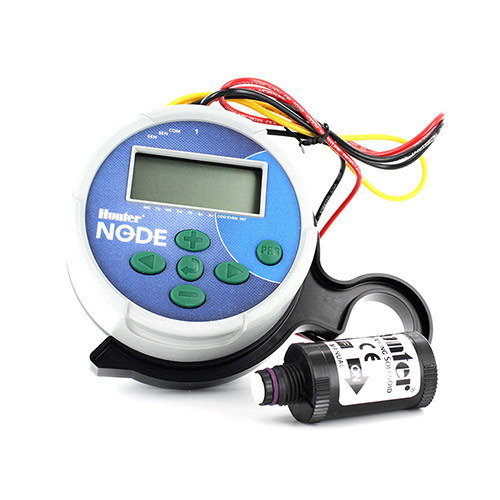 Hunter NODE-100 Single Station Battery Operated Node Controller w/ DC Latching Solenoid