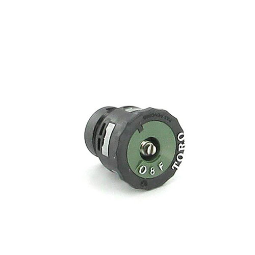Toro O-T-8-F - 8' Radius Full Circle Precision Series Spray Nozzle with Male Threads
