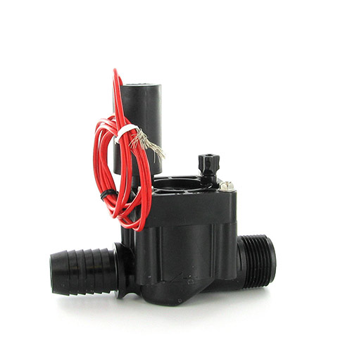 Hunter PGV-100MB - PGV Male Thread x Barb Valve (w/o flow control)