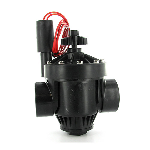 Hunter PGV-151 - PGV Series 1-1/2'' threaded Inlet/Outlet with Flow Control