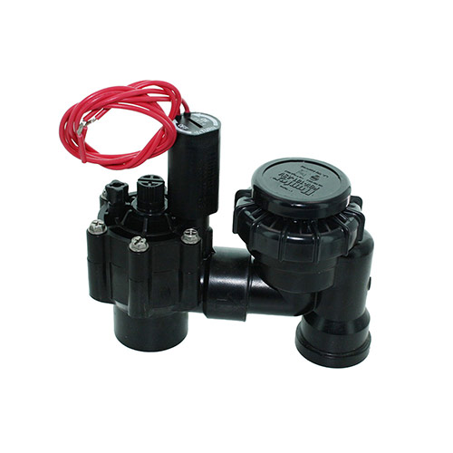 Hunter PGV101ASV - 1 inch Anti-Siphon Valve (with flow control)