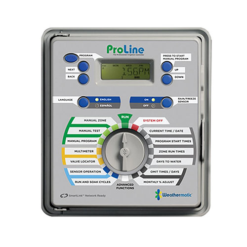 PL1600 - Weathermatic 4 zone outdoor controller (expandable to 16)