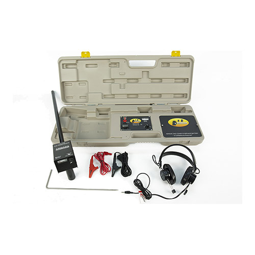 PRO-700-Rental - Armada Tech - RENTAL Wire and Valve Locator