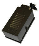 FXLuminaire 600 watt bronze metallic controller with photocell