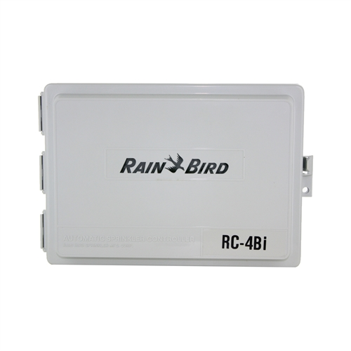 Rain Bird 4 Station Indoor Plastic AC Powered Controller | RC-4Bi Automatic Sprinkler Timer Wiring Diagram on irrigation timer wiring diagram, lawn sprinkler diagram, sprinkler timer system, timer switch wiring diagram, pool timer wiring diagram, electrical timer wiring diagram, water heater timer wiring diagram, hot tub timer wiring diagram, sprinkler rain bird wiring-diagram, sprinkler valves, digital timer wiring diagram, grasslin timer wiring diagram, up down counter circuit diagram, irrigation valve diagram, photocell timer wiring diagram, spa timer wiring diagram,