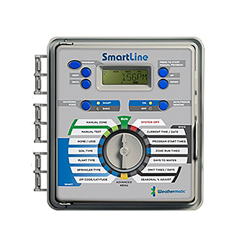 Weathermatic SL1600 - SmartLine 4 Zone Base Model Controller / Timer