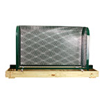 Gorilla Cage Tall-GC-4-Green Backflow Preventer Protection Enclosure
