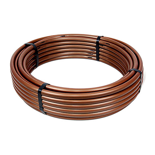 "Rain Bird Brown 18"" Emitter Spacing Drip Line 16 mm x 100' 