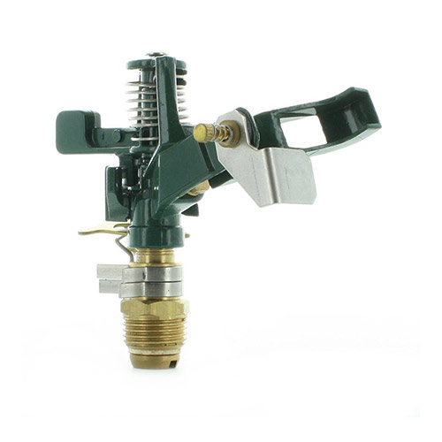 Aqualine Z50 Zinc 1/2 in. Adjustable Impact Sprinkler