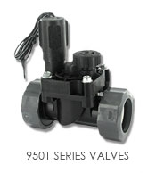 Signature Valves For Lawn Sprinklers & Irrigation Systems