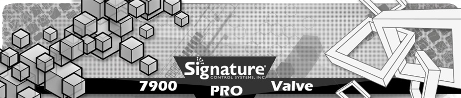 Signature Pro 7900 Series Valves For Lawn Sprinklers & Irrigation