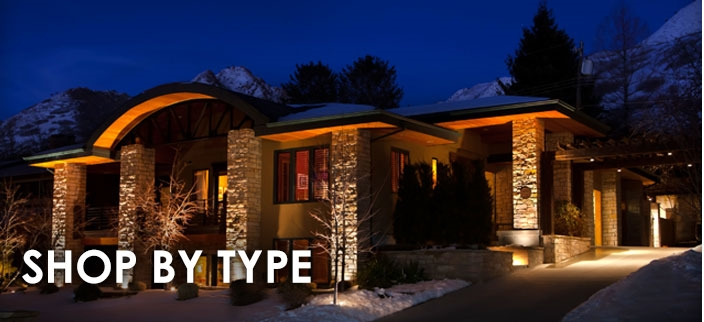 landscape lighting by type for landscape lighting systems