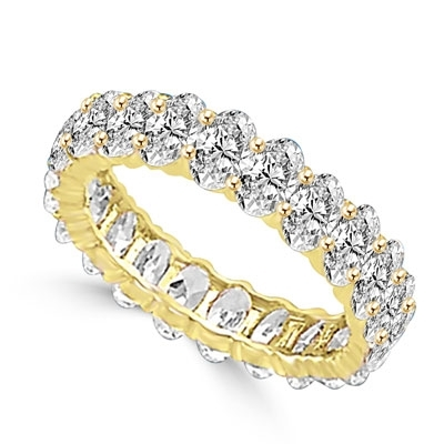 classic eternity band from Diamond Essence