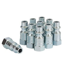 "1/4"" NPT PLUG FOR VALVE TOP (10 PIECES)"
