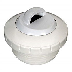 AQUADAPTOR II THREADED WHT