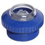 "IJET VARIABLE SPEED RETURN 1 1/2 "" THREADED LT BLU"