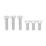 SCREW SDX2  CONCRETE SET