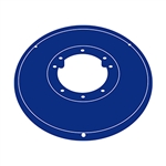 SUPPORT W/GASKETS SDX2  VINYL/FIBER