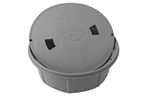 LID DECK CANISTER GRY