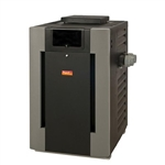 Millivolt Natural Gas 266,000 BTU Standing pilot gas heater with mechanical thermostats and Polymer headers