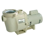 Pentair WhisperFlo Pump 1 HP 3-phase TFEC Super Duty WFK-4 011641