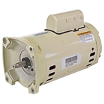 Pentair Motor SQFL 1 HP  2 sp 1 PHASE 60 Hz 2 SPD 230V almond