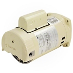 Pentair Motor SQFL 1 2 HP F 3 4 A 1 phase60 Hz STD 230 115V almond  355018S