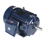 10 HP 3 Phase C Series Motor  200/208V