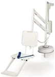 SR Smith SPLASH ER HI LO LIFT W  ARMRESTS