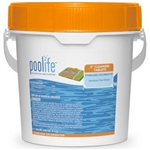 poolife 3 Cleaning Tablets   25 lbs 42116