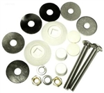Residential Bolt Kit 1 2 x 45 Stainless Steel