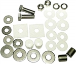 Residential Dive Board Bolt Kit 1 2 x 41 2 SS