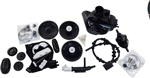 Polaris VacSweep 380 Black Max Factory Rebuild Kit