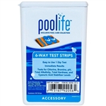 poolife 6Way Test Strips   92058