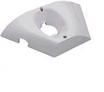 Polaris Part Vac Sweep 180 Bottom White with Bracket