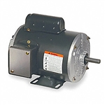 1 2HP Premimun Effeciency Round Face Motor  115 208230 V