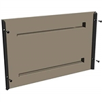 Hayward HSeries Front Access Door Assembly H200FD