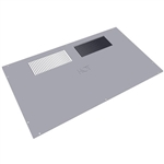 Hayward HSeries Top Flue Cover  H250FD GRAY