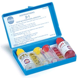 Pentair series 752 2 in 1 Test Kit