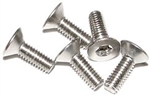 Hayward Screw M4 x 12 flat set of 5