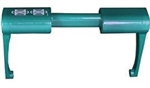 Hayward  	  Handle Assembly  Quick Clean Teal