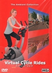 Amsterdam The Netherlands Virtual Cycle Ride or Treadmill Workout - The Ambient Collection
