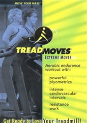Treadmoves Extreme Moves - Lynn Carter