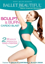 Ballet Beautiful Sculpt & Burn Cardio Blast - Mary Helen Bowers