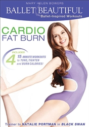 Ballet Beautiful Cardio Fat Burn with Mary Helen Bowers