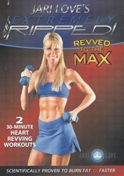 Jari Love Get Extremely Ripped Revved to the Max DVD