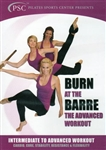 Burn at the Barre The Advanced Workout DVD
